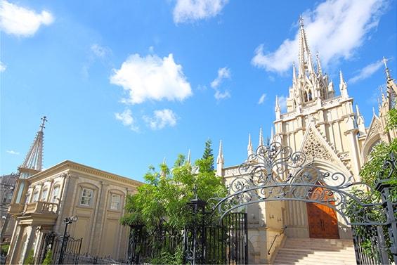 青山 セントグレース大聖堂