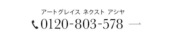 アートグレイス ネクスト アシヤ 0120-803-578