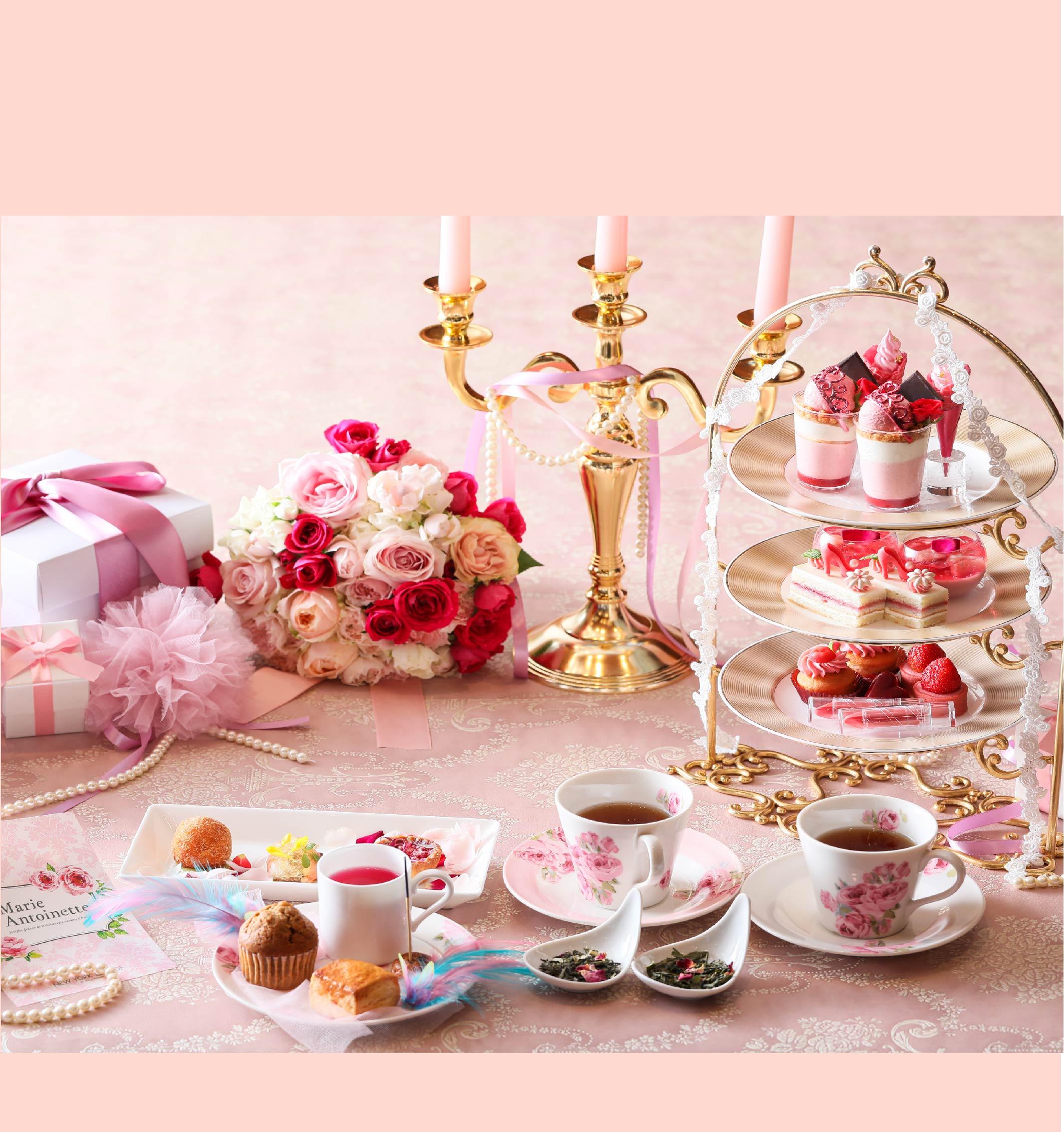 ~Princess Afternoon Tea マリーアントワネット~